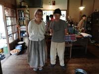 小野哲平早川ユミ小野セツロー土がある。布がある。絵がある。つながる展。 - 器ギャラリー あ・でゅまん
