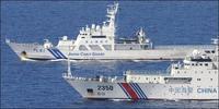 尖閣周辺に中国船17日連続 - 渡部あつし