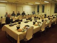 令和元年北海道高校同窓会⑨岩内高原ホテル会食 - ハチドリのブラジル・サンパウロ(時々日本)日記