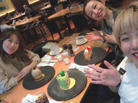 スーパーモンブランと中華そばすずらん - morio from london 大宮店ブログ