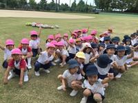 サッカー体験をしました! - みかづき第二幼稚園(高知市)のブログ