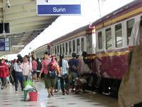 【タイ国鉄の旅】スリン〜ナコンラチャシマ編 - イ課長ブログ