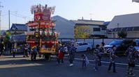 秋祭り渡御とRWC11月3日(日) - しんちゃんの七輪陶芸、12年の日常
