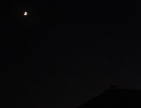 我が家からも見えました!11/3 - つくしんぼ日記 ~徒然編~