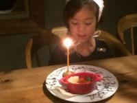 Happy birthday to Appleちゃん - 終の棲家のひとりごと♪