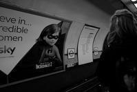 2019年4月29日ロンドン・地下鉄 - 死すべきキモオタ~或いは怠惰な脂肪の塊~