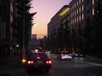 日の沈む街 - 節操のない写真館
