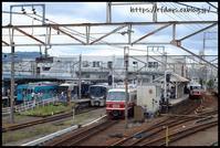 さよなら105系!JR和歌山線ラストラン(10月26日・土)-その2- - レンジファインダーな日々