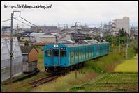 さよなら105系!JR和歌山線ラストラン(10月26日・土)-その1- - レンジファインダーな日々