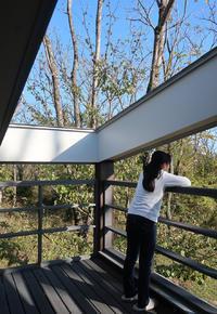 二年点検で小淵沢K邸へ - atelier kukka architects