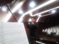 終演後の撮影会・・・!?大連旅日記2019-9 - ピアニスト山本実樹子のmiracle日記