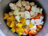 サラダでなくて野菜スープ - Bのページ