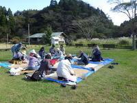 竹かご教室-4日目最終日 - 千葉県いすみ環境と文化のさとセンター