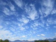 きれいな雲! - モルゲンロート