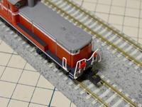 [鉄道模型/KATO]DD51 後期 耐寒形[7008-1] - 新・日々の雑感