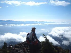 中央アルプス前衛 烏帽子岳(2,195m) 2019年10月28日 - ひねもすのたり。