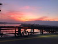 11.02 北野練 アフター 大社までhill repeat - digdugの自転車日記