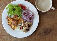 タンパク質重視朝食 - Nasukon Pantry