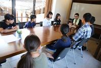 まにわ映像フェス2019プレ企画:映画監督・山崎樹一郎さんと映画を作ってみよう! - HISHIOARTS in Katsuyama Japan