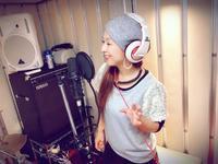 歌recording(^^) - singer KOZ ポツリ唄う・・・