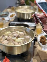 タッカンマリクラスに空きがでました - 今日も食べようキムチっ子クラブ (料理研究家 結城奈佳の韓国料理教室)
