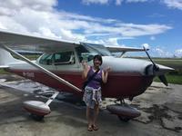 レイテ島慰霊 - ENJOY FLYING ~ セブの空