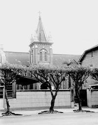 再びの祖父・石崎皆市郎のカトリック教会 byモニカ - 海峡web版