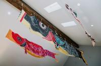 「水」ウィスコンシンミュージアムの展示 - にいがた銀花+チクチクちく針仕事の会 niigata ginka+Association of chiku-chiku needle work