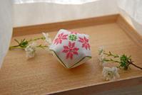 【Lesson】クロスステッチ(M.I.さん) - 浜松の刺繍教室 l'Atelier de foyu の 日々