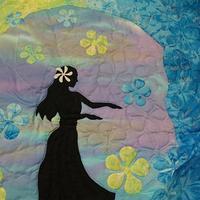 キルティング、フラガ... - ほっと一息・・~Sakura's Hawaiian QuiltⅡ