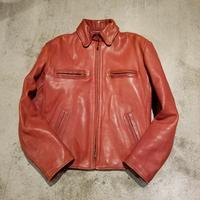 "1970's "" Walter Dyer "" Single Leather Jacket!! - BAYSON BLOG"