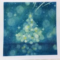 ワークショップ用のクリスマスツリーを試作しました - デザインのアトリエ絵くぼ