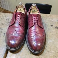 定番の磨き - Shoe Care & Shoe Order 「FANS.浅草本店」M.Mowbray Shop