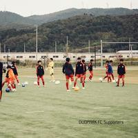 「Off the Pitch」の大切さNovember 8, 2019 - DUOPARK FC Supporters