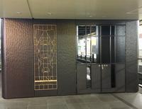 上野駅にあるトランスイート四季島専用ラウンジにて。 - 子どもと暮らしと鉄道と
