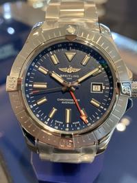 ブライトリング アベンジャー GMT オートマティック 43 - 熊本 時計の大橋 オフィシャルブログ