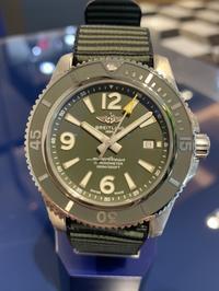 ブライトリング×アウターノウン - 熊本 時計の大橋 オフィシャルブログ