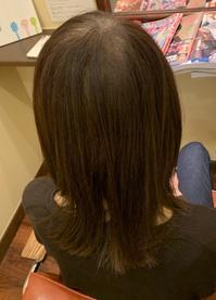 アレルギーで明るい白髪染めを諦めていた方にも - 観音寺市 美容室 accha