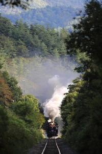 SL銀河スポットライト狙い - 蒸気屋が贈る日々の写真-exciteVer