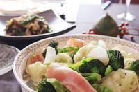 温野菜サラダ - おいしい便り