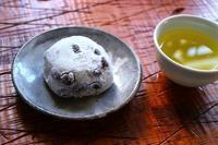 伊勢屋の豆大福 - 満足満腹  お茶とごはん