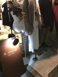 吉祥寺のNヴィンテージへ - 青山ぱせり日記