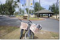 はじめてのHawaii:3日目③レンタサイクルでカイルアビーチ♪ - **いろいろ日記**