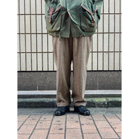"1990's ""POLO R.L"" Worsted Yarn Trousers!!! - BAYSON BLOG"