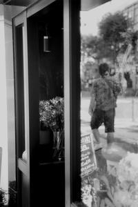 花屋 - 散歩と写真