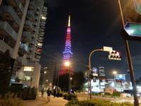 東京タワーお色直しⅡ - 植村写真スタヂオblog