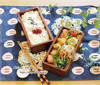 胸肉でから揚げ弁当といつもの角食♪ - ☆Happy time☆
