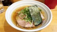 大阪麺哲醤油 - 拉麺BLUES