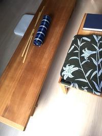 着物の仕立て新米先生 - ウルスラソーイングショップ(旧テディベア等のブログ) Urslazuli