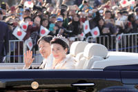2019/11/10 Sun. 祝賀御列の儀 天皇皇后両陛下 即位パレード - PHOTOLOG by Hiroshi.N